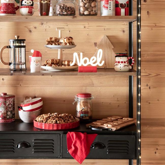 deco noel maisons du monde traditional christmas