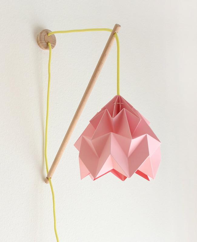 suspension origami etsy nellianna rose murale