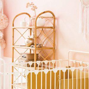 deco chambre bébé rose