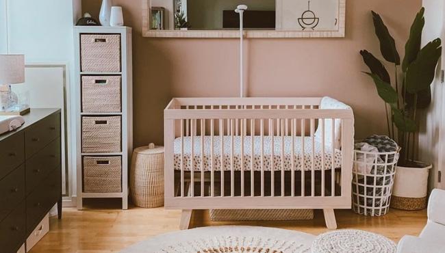deco chambre bébé rose garçon