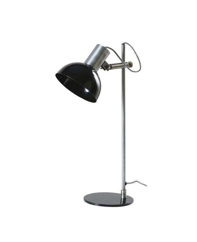 deco industrielle lampe bureau métal