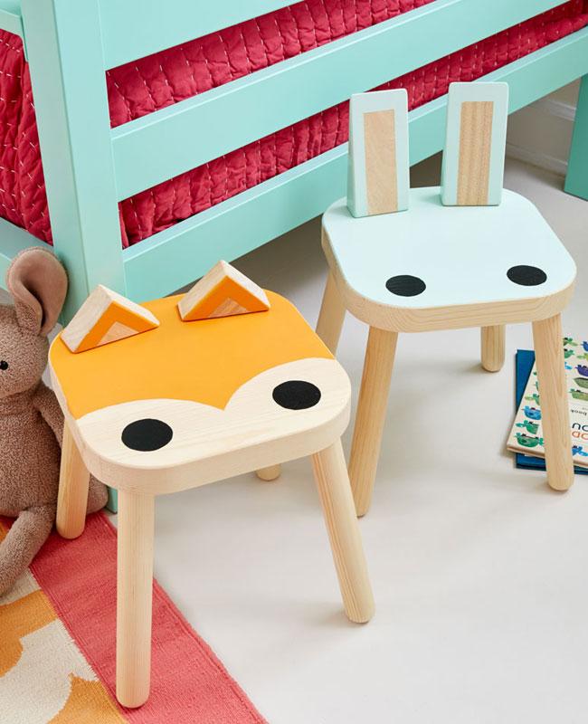Ikea Hack flisat tuto diy animaux