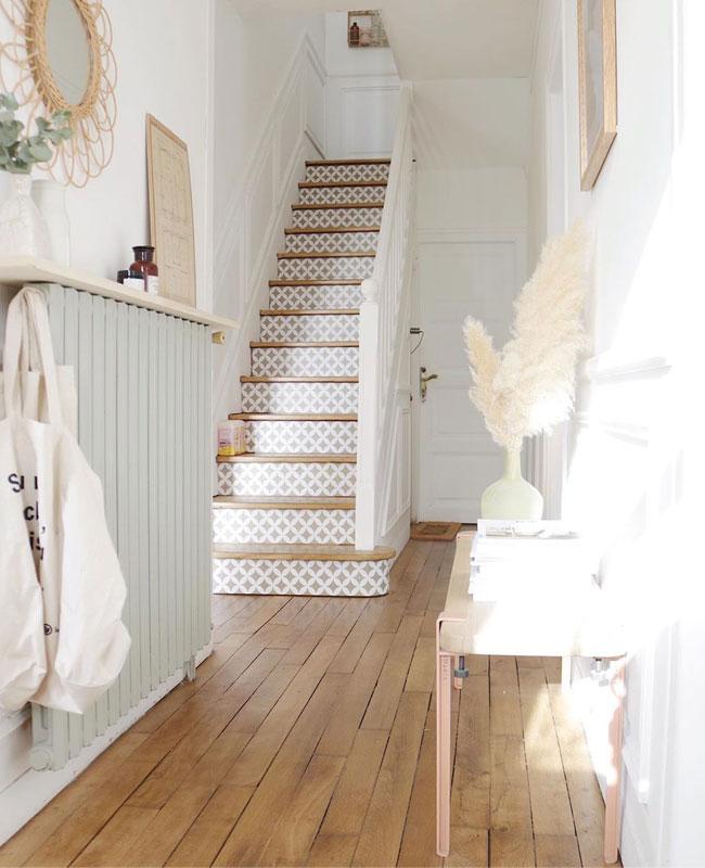 insta deco gaelleblb escalier motifs