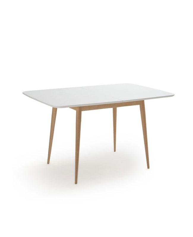 selection meuble deco scandinave table blanc bois