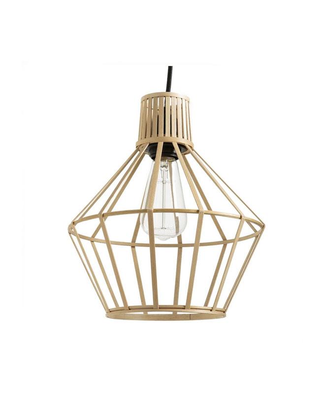 selection meuble deco scandinave suspension bambou