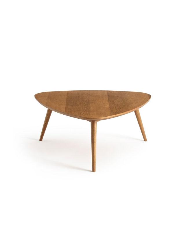 selection meuble deco scandinave table basse bois