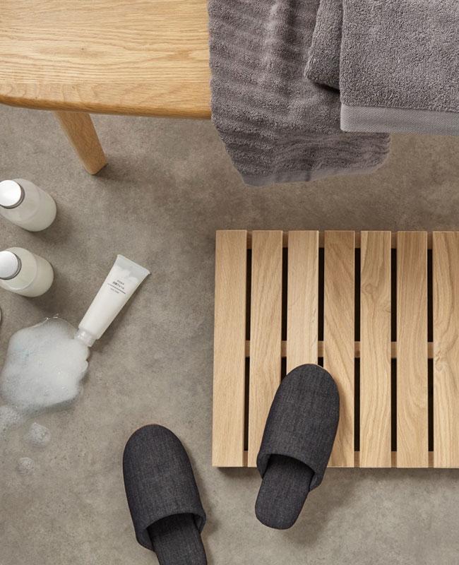 selection meuble deco scandinave salle de bain