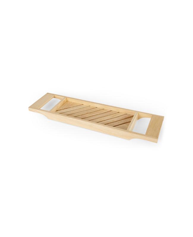 selection meuble deco scandinave tablette bain bois