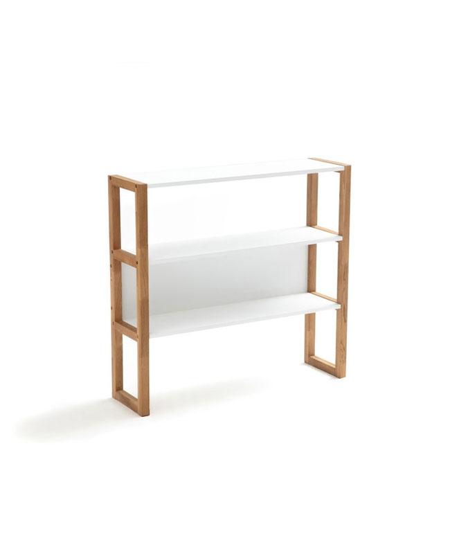 selection meuble deco scandinave console bois blanc