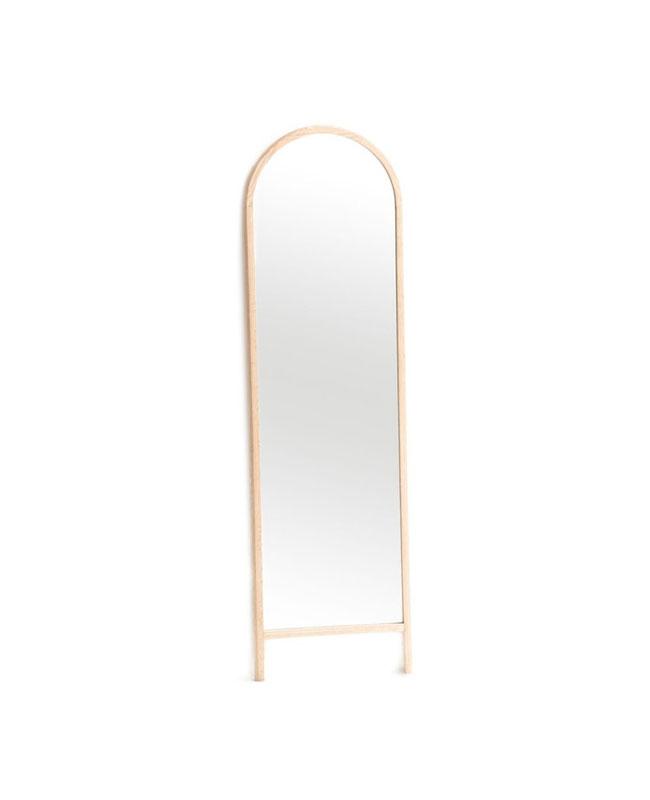 selection meuble deco scandinave miroir bois