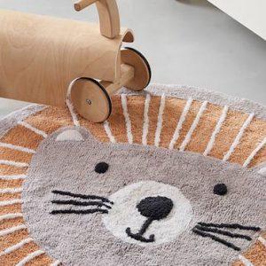 tapis animaux enfant