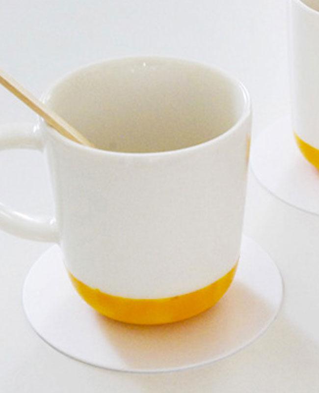 tasse mug diy peinture