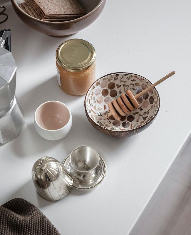 visite deco scandinave zen cuisine