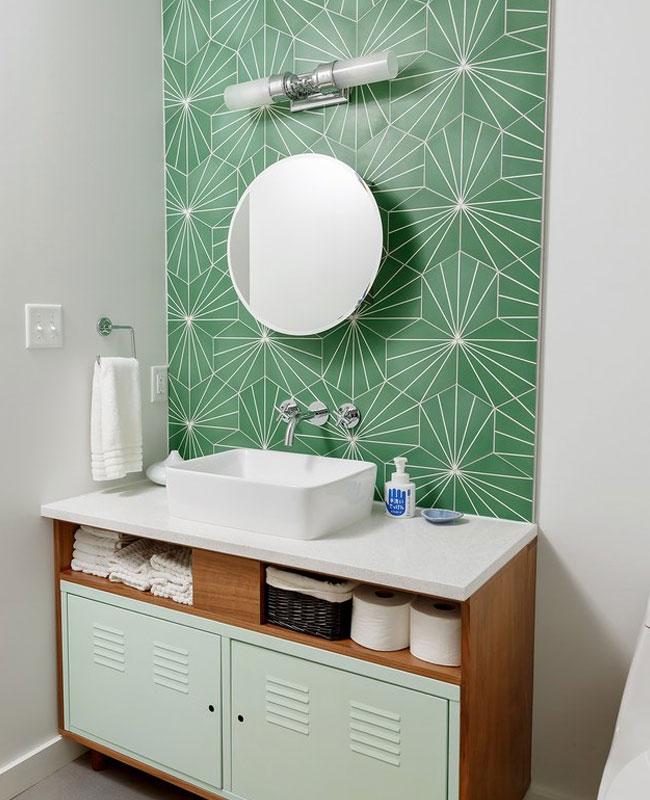 Ikea hack salle de bain meuble ps