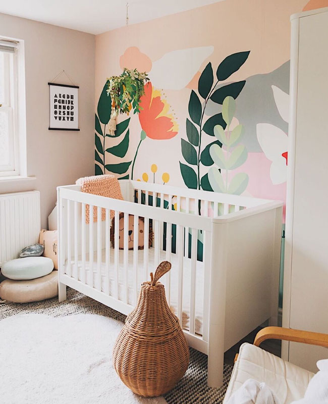instagram diy deco fall for diy chambre bébé