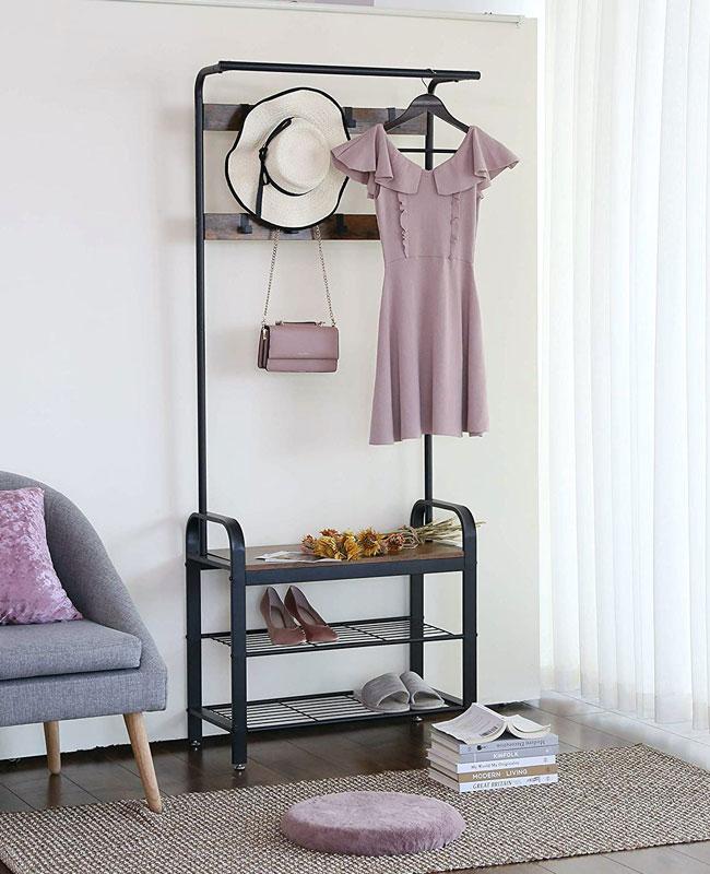meuble industriel pas cher meuble entree