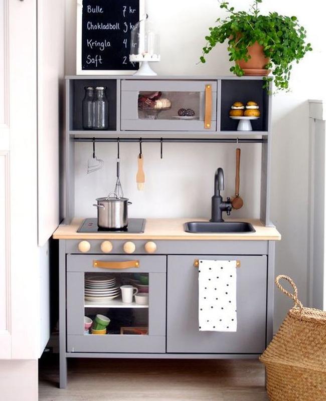 Ikea Hack duktig gris bois