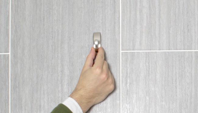 rangement mural diy salle de bain étape 13
