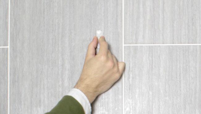 rangement mural diy salle de bain étape 15