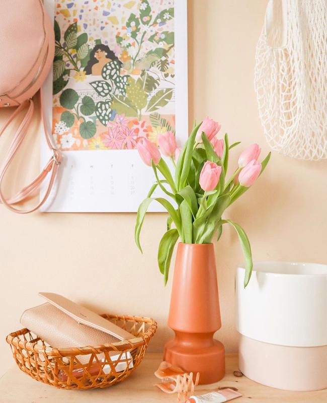 insta deco fleurmaison tulipes