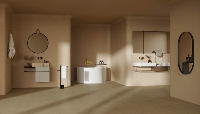 collection ex t design salle de bain