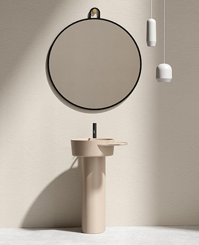 collection ex t design salle de bain pêche