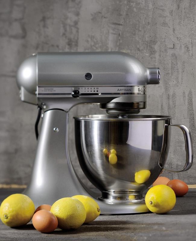 robot kitchenaid gris soldes