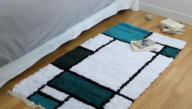 tapis recycle bohup