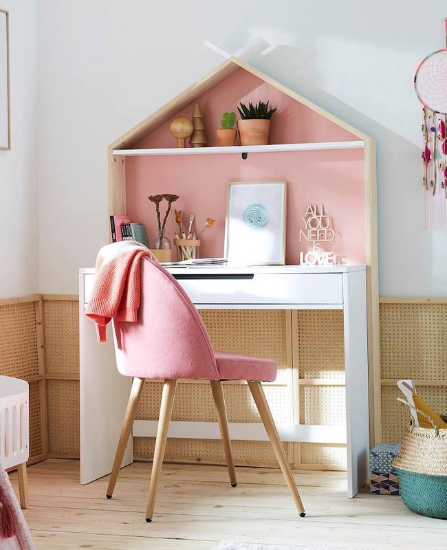 bureau enfant primaire tipi
