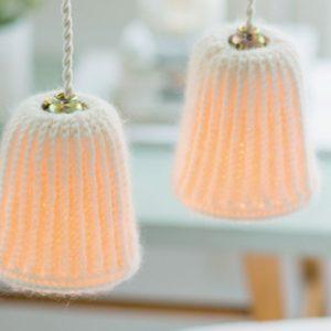 lampe laine tuto diy