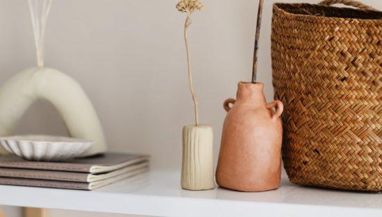 tuto dia vase artisanal