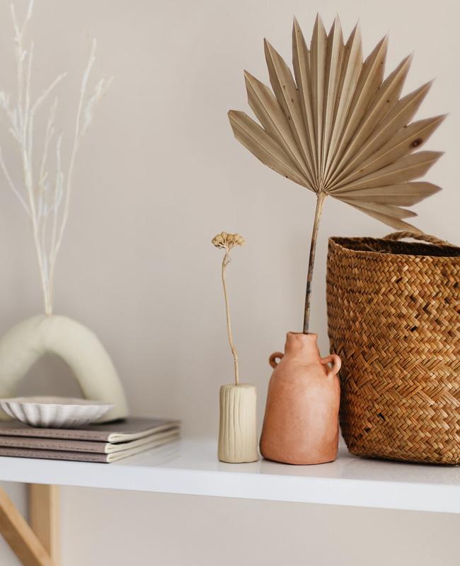 diy vase terracotta artisanal