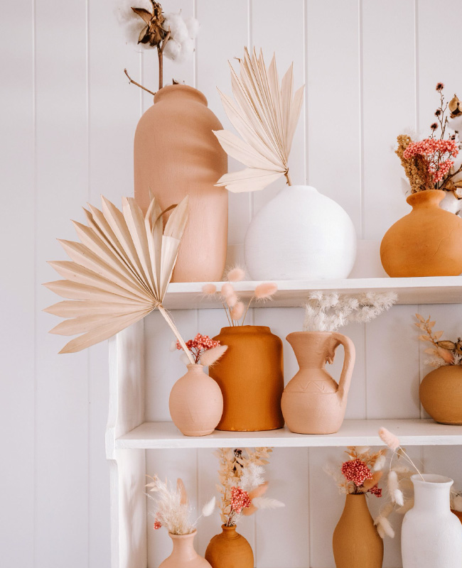 vase texture terracotta dia