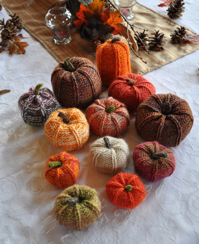 citrouille crochet halloween diy