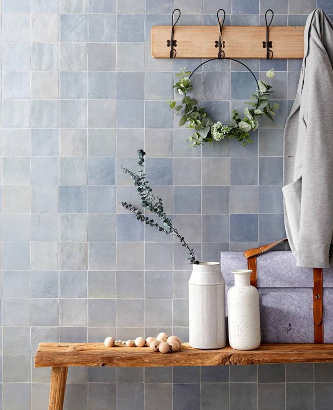 deco salle de bain zellige bleu