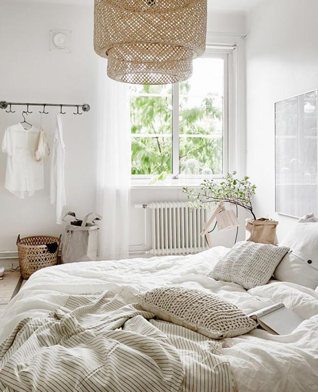 deep cosy hiver chambre