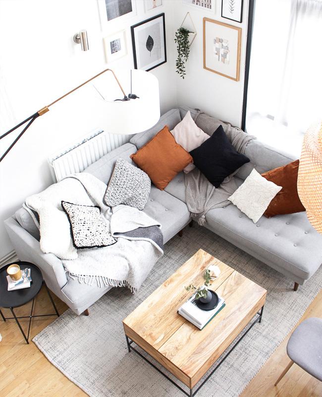 deep cosy hiver salon