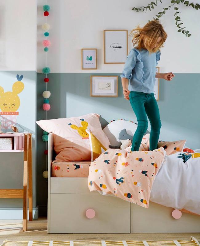 lit enfant tiroir rangement