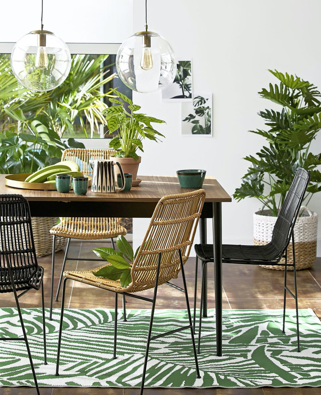 soldes la redoute table vintage allonge