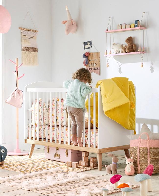etagere murale enfant balançoire