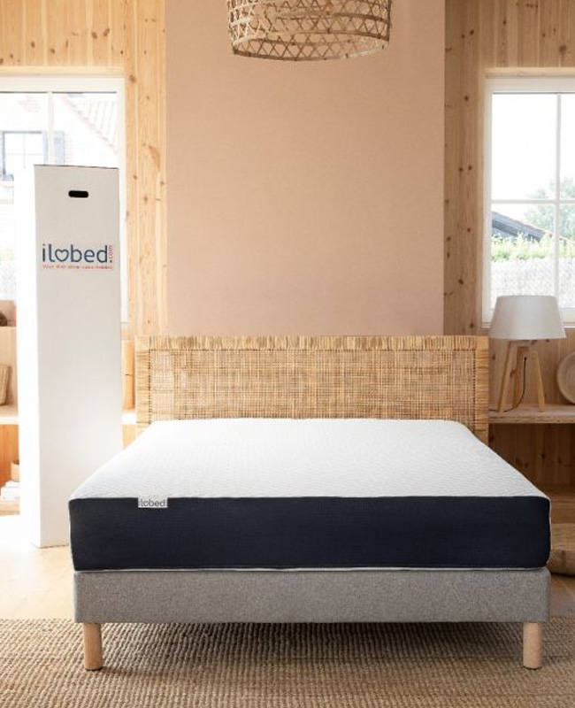 matelas made in france ilobed adulte